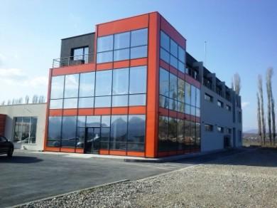 Новопостроена Бизнес сграда за продажба (гр.Благоевград)