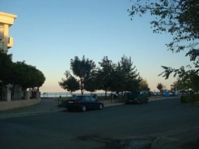 Прекрасен панорамен парцел за продажба (гр.Поморие)