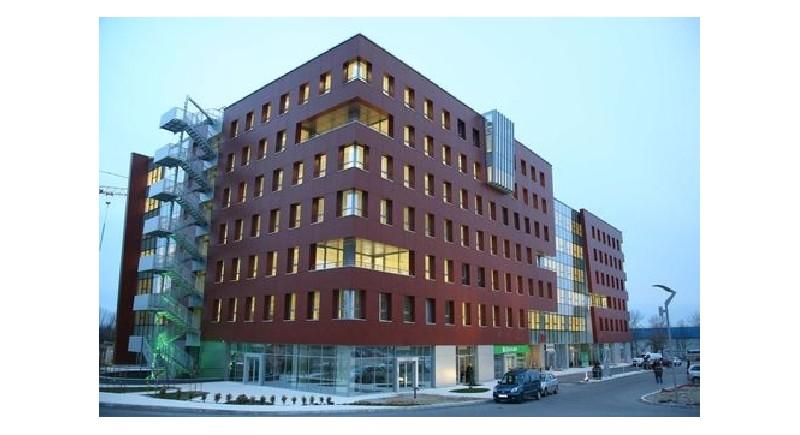 Бизнес Парк Варна – Сграда B8 Офис сграда : 22 857 кв.м